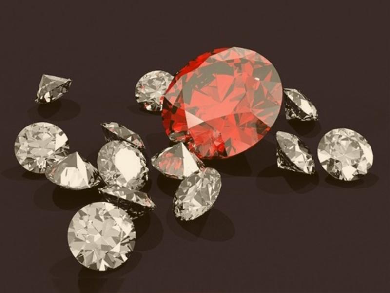 подбор драгоценных камней